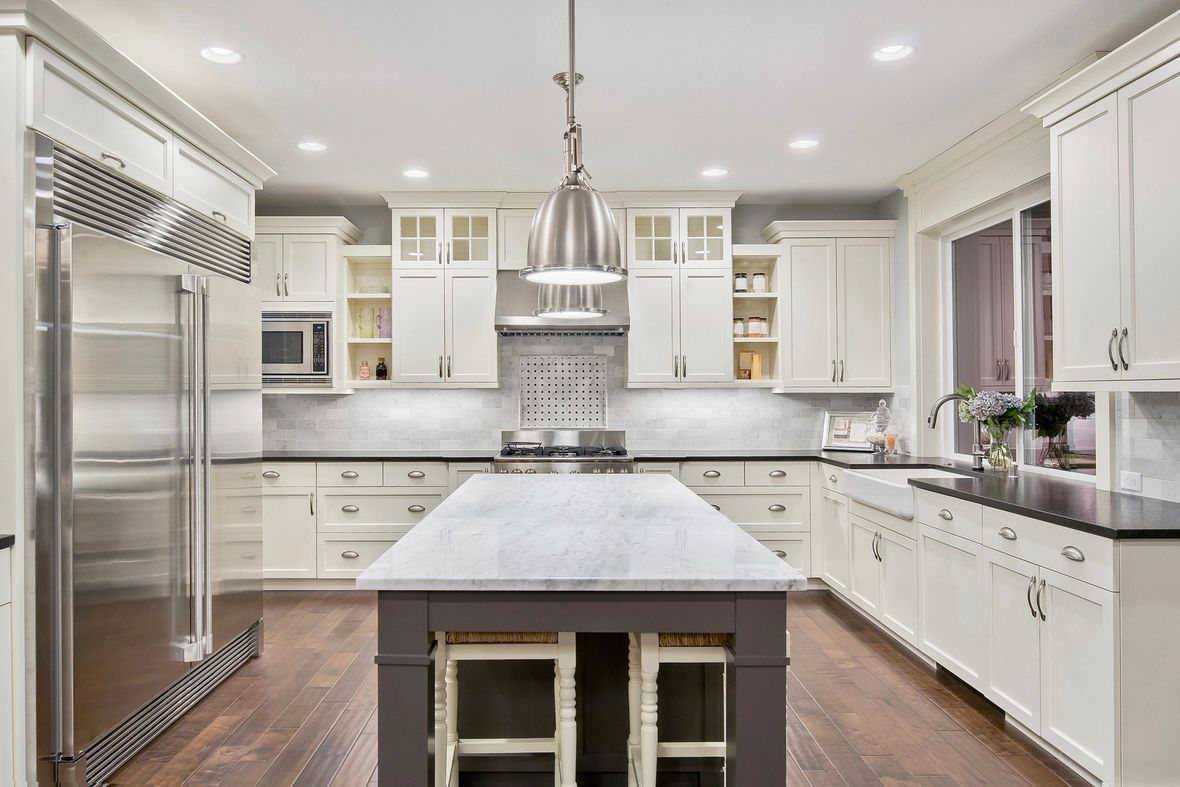 Looking to Furbish your Kitchen?